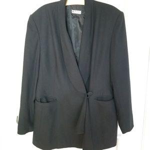 Vintage 90s E Style Spiegel Blazer Jacket